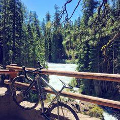 To some sweet locations #exploremore #roadbikesoffroad #gravelgrinder #titaniumbike