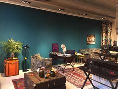 Maharaja 171   Kreideemulsion   Kreidefarbe   Dunkelgrüne Wand Und  Möbelfarbe