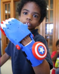 Eight-Year-Old Michigan Boy with Moebius Syndrome Receives 3D Printed Hand from CMU's MakerBot Innovation Center