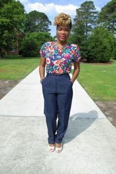 @Aaron Hensen Fashionista , Today's Fashionista is rocking the bright pink lips and golden blonde curls! See why at http://www.collegefashionista.com/fashionista-spotlight-jasmine-tolbert/ #CollegeFashionista