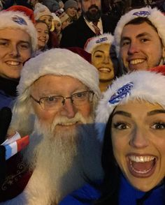 Santa has arrived to officially launch #Winterval2016 and we just managed to nab him for a selfie! #IKNOWHIM  #wlrfm #waterford