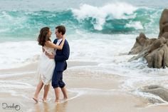 Gorgeous destination wedding in Los Cabos San Lucas. Beach weddings.