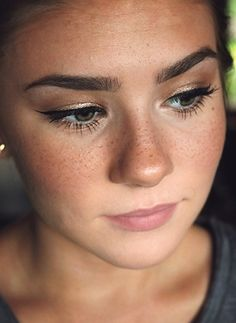 f41f3bea7 42 Best fake freckles images in 2018 | Beauty makeup, Face, Makeup tips