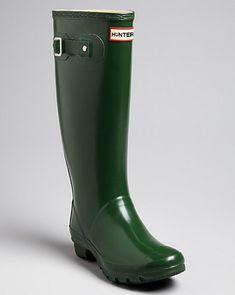 Hunter Huntress Extended Calf Rain Boots | Bloomingdale's