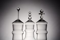 Carafe for wine in church style.