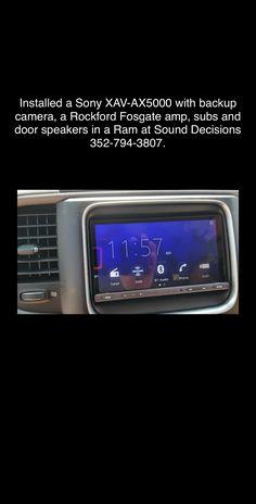 Ram Upgrade, Galaxy Phone, Samsung Galaxy, Rockford Fosgate, Backup Camera, Speakers, Amp, Loudspeaker