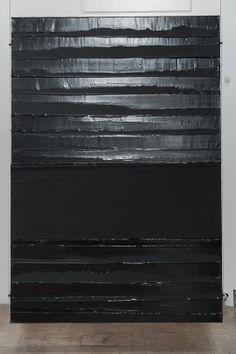 Oeuvre de Pierre Soulages