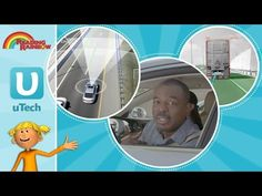 LeVar Takes a Ride in a Driverless Car| Reading Rainbow uTech| 06.03.15
