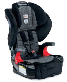 Britax Pioneer 70 Review - a great affordable combination-2-booster car seat for children weighing between 25 - 110 lbs