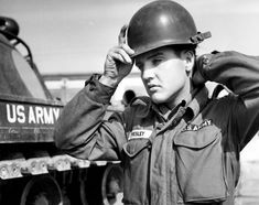 Did you know that Elvis Presley served in the United States Army? He was one of the most famous men in the world, but he served between March 1958 and March 1960.