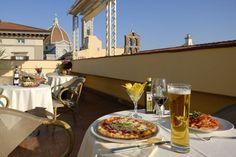 Vista Wine Bar 6° floor Hotel Laurus al Duomo