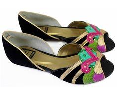PEA - Louloux - Sapatos Colecionáveis