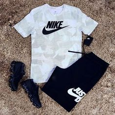 1 2 3 4 5 6 or Summer Swag Outfits, Dope Outfits For Guys, Swag Outfits Men, Cute Lazy Outfits, Stylish Mens Outfits, Tomboy Outfits, Teenager Outfits, Nike Outfits For Men, Hype Clothing