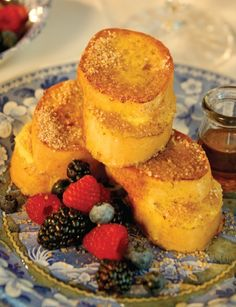 Creme Brulee French Toast!!  This is fabulous!