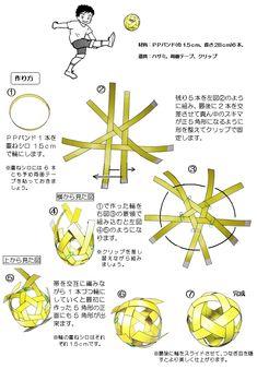 Flax Weaving, Straw Weaving, Inkle Weaving, Weaving Art, Basket Weaving, Bamboo Crafts, Leaf Crafts, Weaving Designs, Weaving Patterns