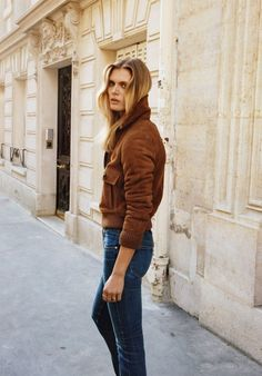 Malgosia Bela by Angelo Pennetta for Vogue Paris November 2015