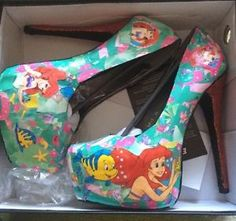 disney princess pumps shoe   Clothes, Shoes & Accessories > Women's Shoes > Heels