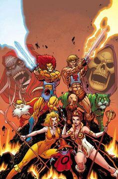 ThunderCats/He-Man