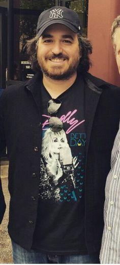 So...is Joe wearing a John Mayer concert t-shirt?