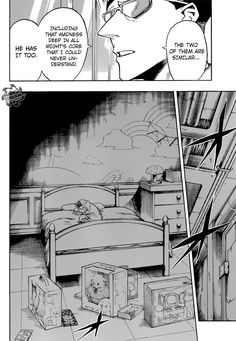 Read manga Boku no Hero Academia 136 online in high quality
