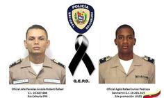 Asesinan a dos policías en la Cota 905  http://www.facebook.com/pages/p/584631925064466