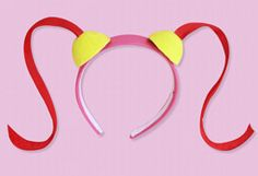 Team Umizoomi Milli's Ponytails Hair Band- party favors for girl?