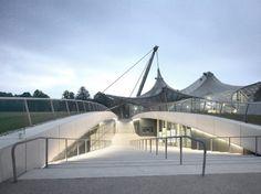 Kleine Olympiahalle - muenchenarchitektur