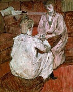 Giclee Print: The Card Players, by Henri de Toulouse-Lautrec : Henri De Toulouse Lautrec, Cool Posters, French Artists, Vincent Van Gogh, Figurative Art, Fine Art Photography, Find Art, Giclee Print, Fine Art Prints
