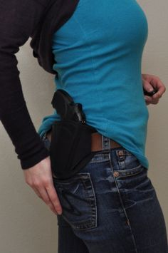 Concealed Carry Holster for the stylish Woman.