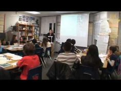 Video showing reading comp. strategy of ANNOTATION in use in the classroom.
