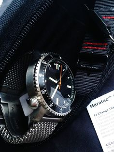 Maratac Dive Military Automatic Brand New Wristwatch Mens RARE | eBay