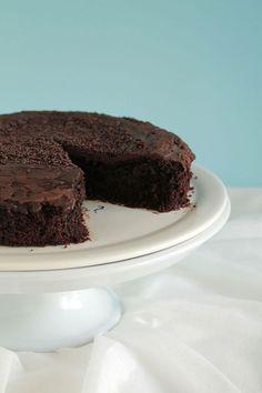 Νηστίσιμο σοκολατένιο κέικ Vegan Chocolate, Chocolate Cake, Cupcake Frosting, Cupcakes, Greek Sweets, Halloween Cakes, Greek Recipes, Cooking, The One
