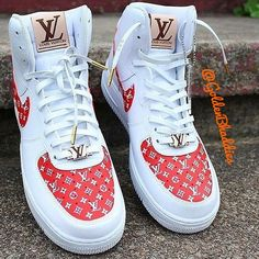 56b6c185ef00 #fly #sneakers Louis Vuitton Shoes Sneakers, Supreme Shoes, Nike Shoes Air  Force