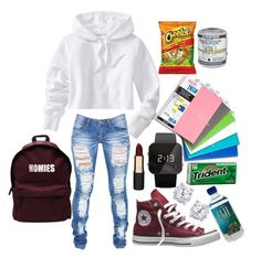 """back too school #2"" by veeegirl on Polyvore"