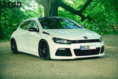 Volkswagen Scirocco R on BBS CH-R Wheels - Featured on Rides and Styling