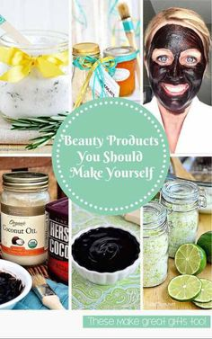 DIY Beauty - #hurtz2bbeautiful #beautyrecipes #ebay