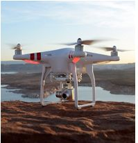 The DJI Drone will be flying over the various zones in the city as designated by the cops. The DJI Phantom + cannot be racist in any way. The dji vision is something that has been the work of great engineering. The Drone school will give training to all those who want to learn to use the drones for domestic uses. http://www.uavdirect.com