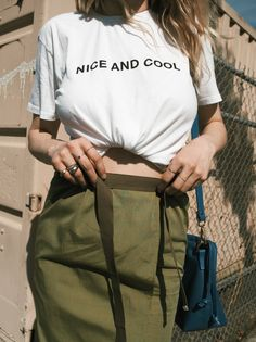 Rêve En Vert: Why Sustainable Fashion Matters — TAYLR ANNE