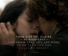 Then kiss me Claire