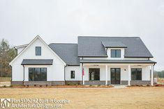 Budget Friendly Modern Farmhouse Plan with Bonus Room - 51762HZ thumb - 02