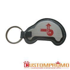 Schlüsselanhänger Leder mit Ihrem Firmen Logo 14040408