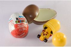 KinderEggs - Non-nutritive, but highly sought after.