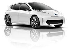 Spring 2012 #prius c concept
