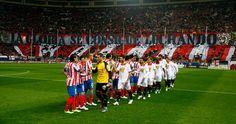 Tifo vs Sevilla