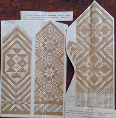 mitts pattern FREE