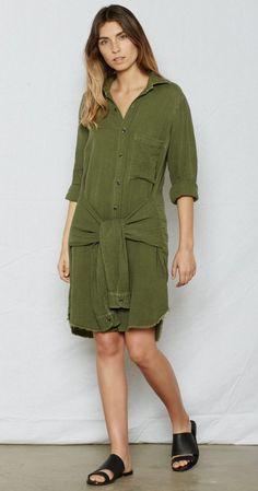 c0956fdd5ef THE TWIST SHIRTDRESS WITH POCKET Dress Skirt