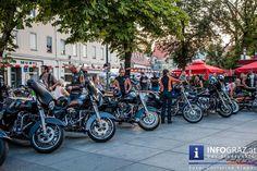 LAUT für die Leisen und STARK für die Schwachen!  #Harley #Davidson #Charity #Tour 2015 am Lendplatz Graz 12. August 2015  Zur 20. Jubiläumstour steigen vom 12. bis 16. August wieder tausende Harley-Fahrer in den Sattel, um bei der Harley Davidson Charity Tour 2015 Geld für Bedürftige, im Besonderen für muskelkranke Kinder in Österreich, zu sammeln.  #HarleyDavidsonCharityTour2015 #LendplatzGraz #HarleyFahrer #muskelkrankeKinderinÖsterreich