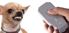 O repelente de cachorro ultrassônico