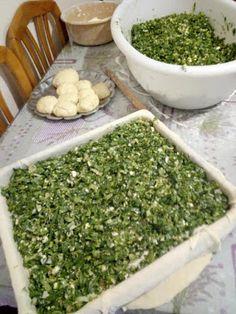 Πίτα -Σπανακόπιτα !!! ~ ΜΑΓΕΙΡΙΚΗ ΚΑΙ ΣΥΝΤΑΓΕΣ 2 Palak Paneer, Green Beans, Vegetables, Ethnic Recipes, Food, Essen, Vegetable Recipes, Meals, Yemek