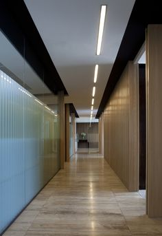 Offices Porzio / Claro + Westendarp Architects © Natalia Vial